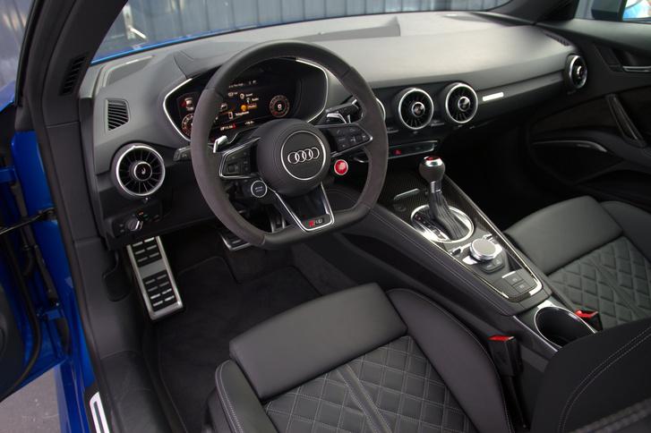 Audi-territórium, nincs benne hiba.