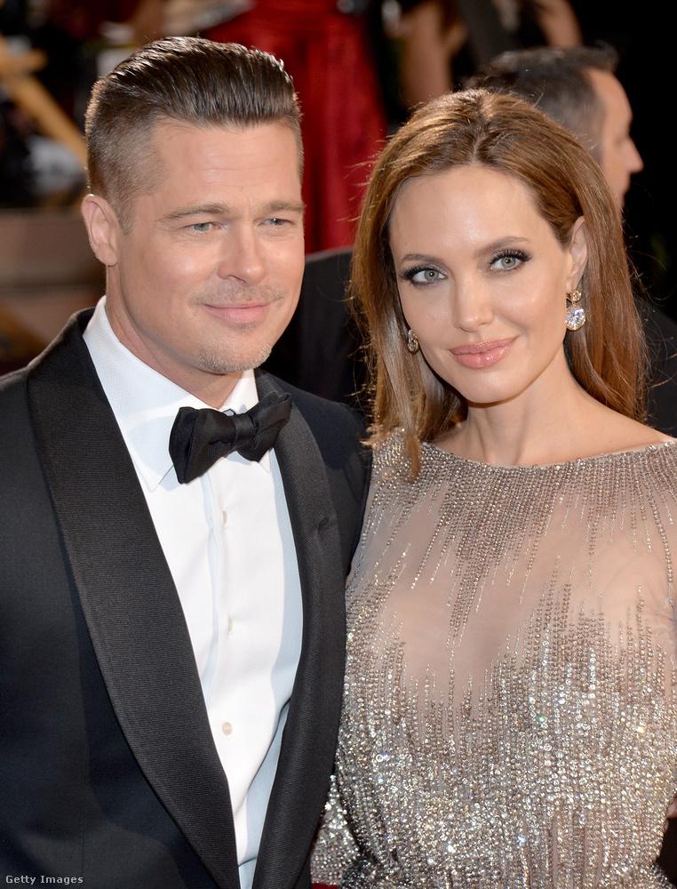 És a jelenSzeptember 20-án derült ki, hogy Angelina Jolie beadta a válókeresetet, amelyben kibékíthetetlen ellentétekre hivatkozott