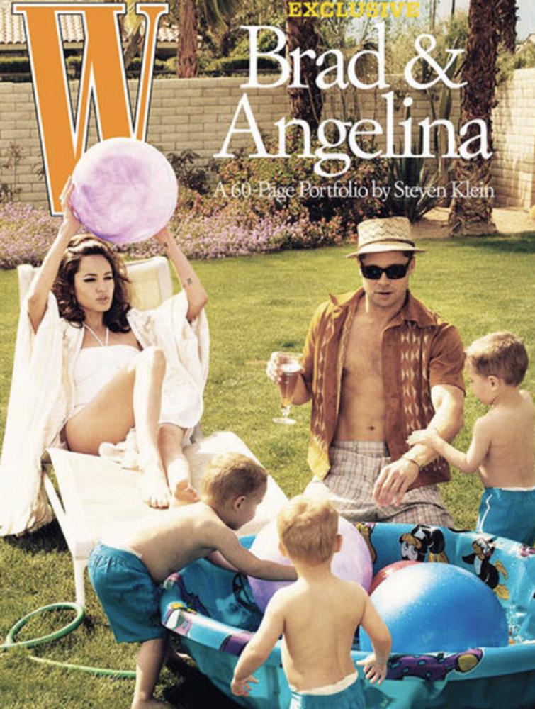 Aztán megjelent a W magazin címlapja