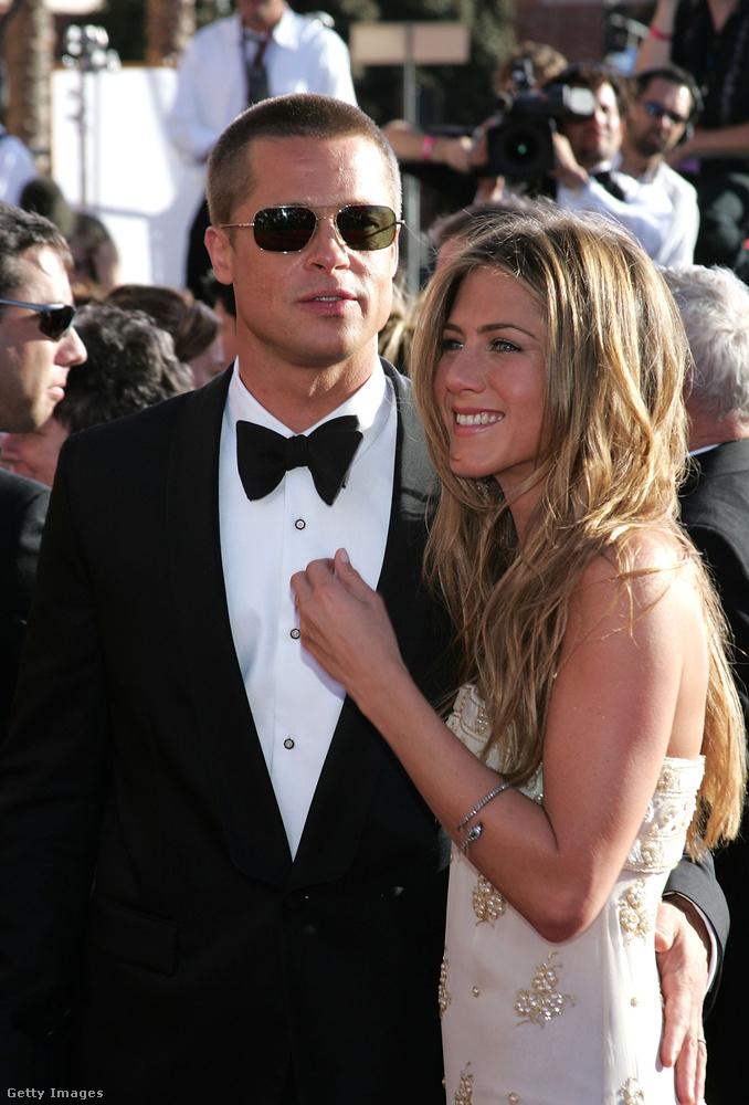 A szakításukat 2005-ben jelentették be, nem mintha már nem sejtette volna mindenki, hogy zátonyra futott a házasságuk