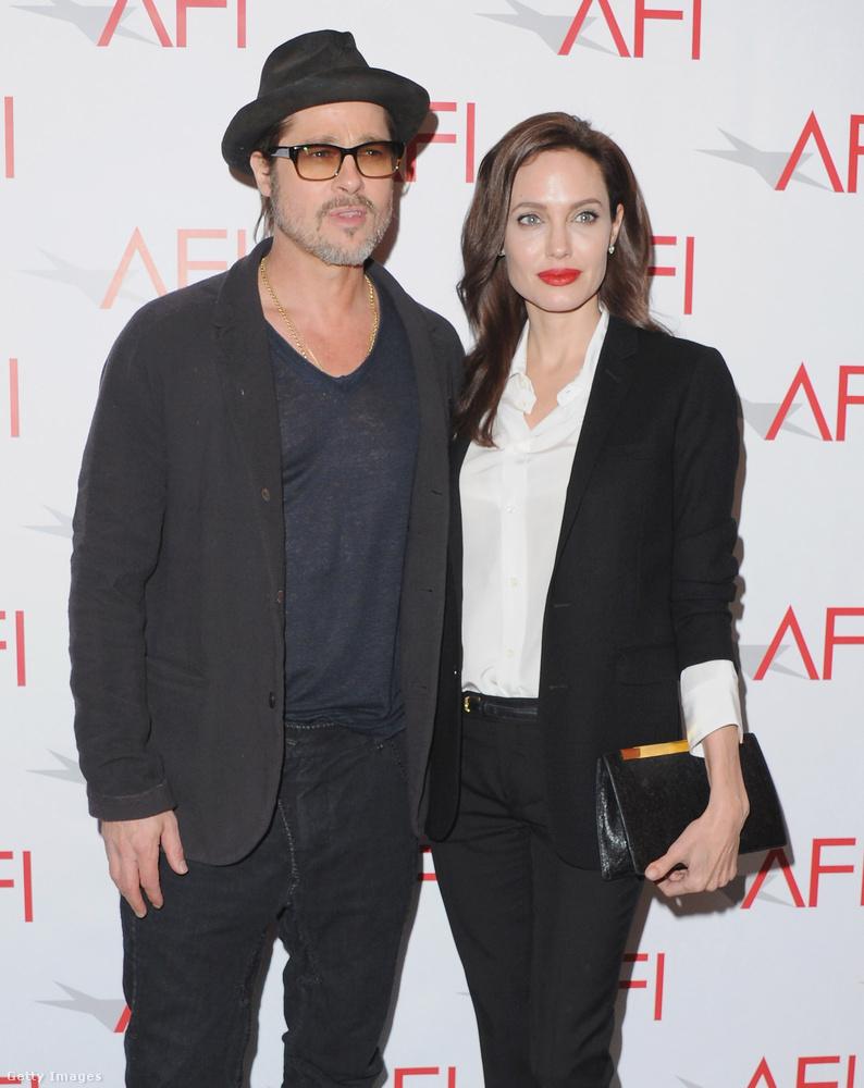 Szeptember 20-án derült ki, hogy Hollywood egyik legismertebb párja válik