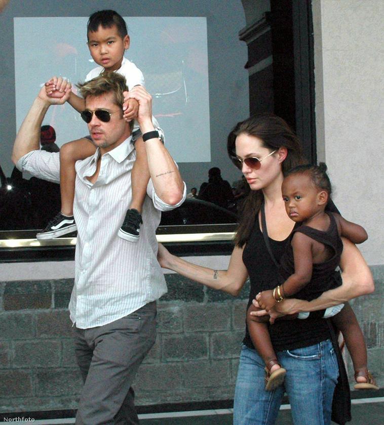 Maddoxot Angelina Jolie akkortájt vette magához, amikor a Billy Bob Thorntonnal kötött, egyébként második házassága már kezdett tönkremenni