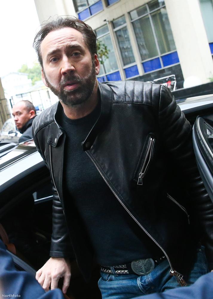 A filmet egyébként hamarosan bemutatkák, nézze meg, hátha izgalmasabb lesz, mint ahogy Nicolas Cage arcából sejtjük.
