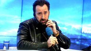 Nicolas Cage még sosem volt ennyire szőrös