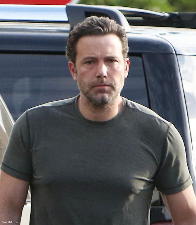 Ben Afflecknek mostanában nem annyira jó.  Folyton arról van szó, hogy épp milyen a viszony közte és Jennifer Garner között.