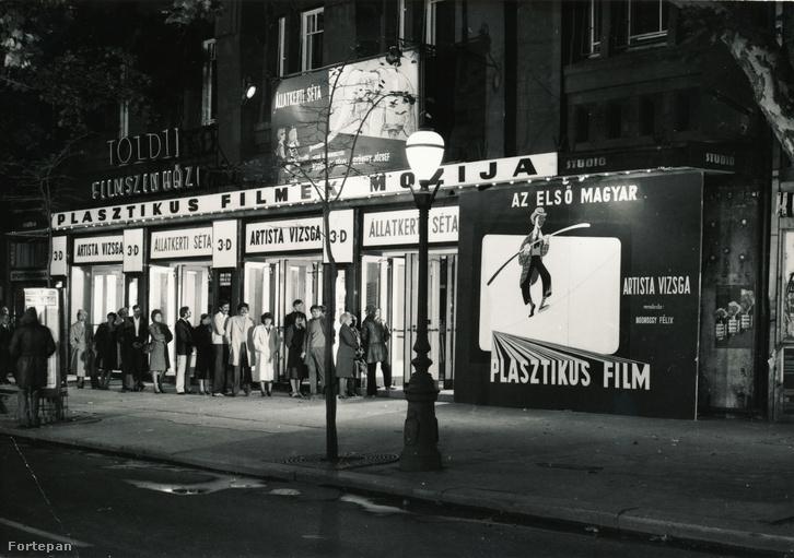 A Toldi mozi 1978-ban