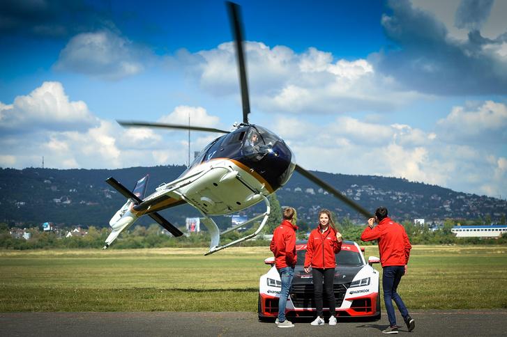 Vivien Keszthelyi Audi Sport 012