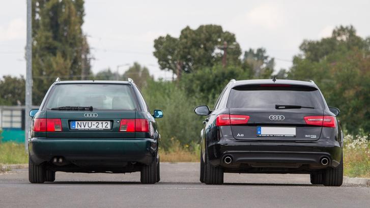 A külső egy sokkal nagyobb belterű autót sejtet a képek alapján, de ekkora különbség nincs az utastér méretében