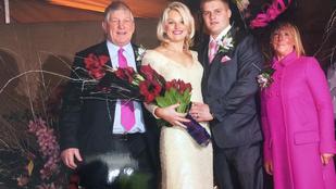 Váratlan véget ért az eltűnt esküvői fotóalbum története