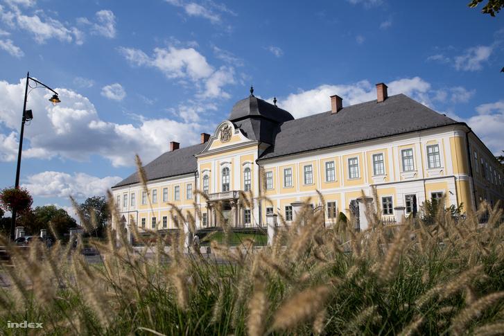 A hatvani Széchenyi Zsigmond Vadászati Múzeum felújított épülete