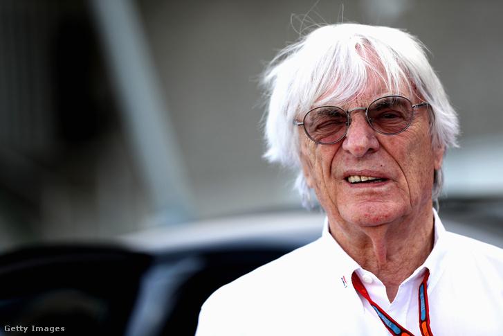 Ecclestone rengeteg pénzt hagyott az F1-ben, még úgy is, hogy rengeteget kivett belőle
