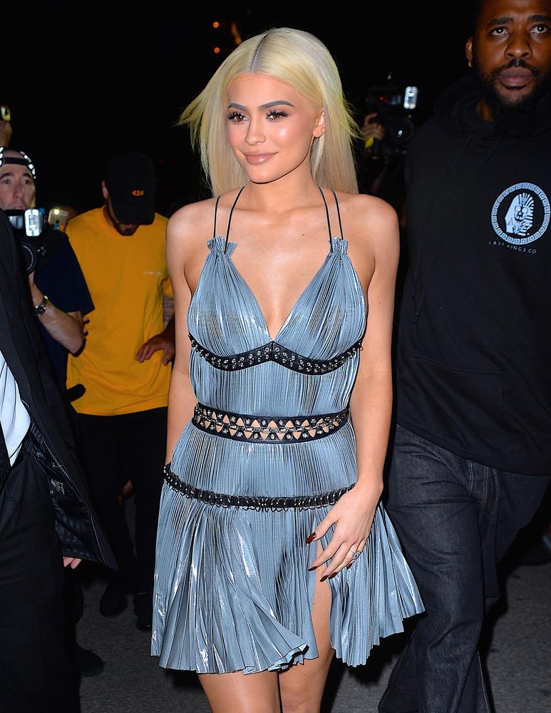 Mondjuk Kylie Jenner pont nem modell, talán szeretne az lenni, talán nem