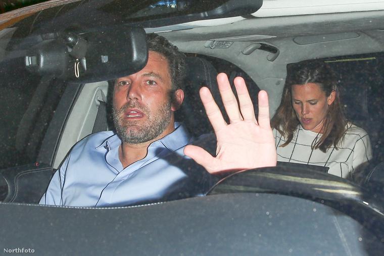 még az is lehet, hogy van remény.                         Újra boldog párt alkothat Ben Affleck és Jennifer Garner.