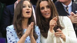 Meghekkelték Katalin hercegné húgának telefonját