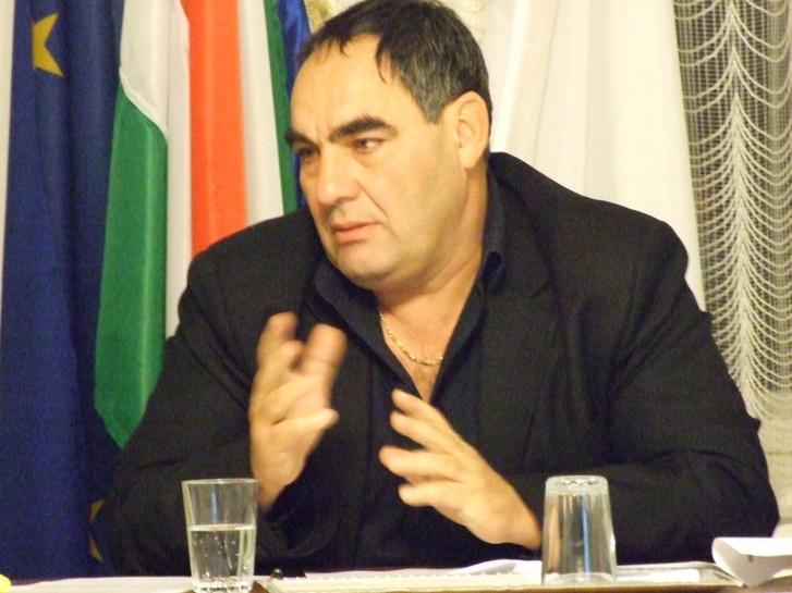 Riebl Antal, Délegyháza polgármestere