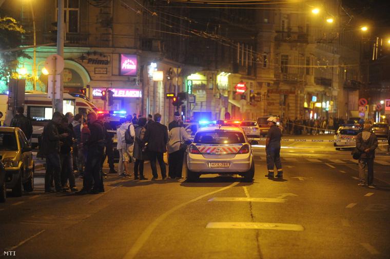 A robbanás helyszíne szeptember 25-ére virradó éjjel.