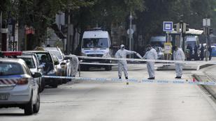Mindkét, robbanásban megsérült rendőr állapota stabilizálódott