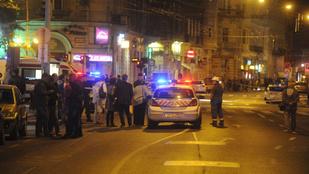 A Facebookon is gyűjtenek vért a robbantásban megsérült rendőrnőnek
