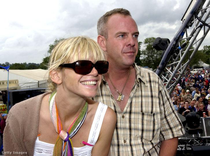 Zoe Ball és Norman Cook