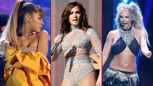 Döntse el ön: melyik énekesnő volt a legdögösebb a hétvégén?