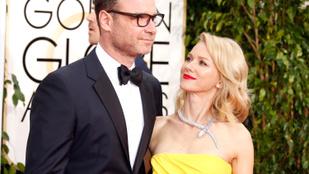 Újabb hollywoodi szakítás: Naomi Watts és Liev Schreiber 11 év együttlét után külön folytatják
