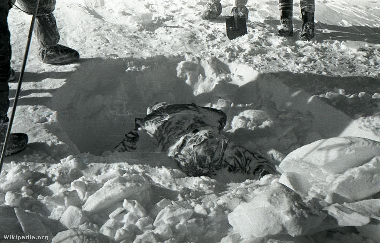 Az Urál északi részén 1959