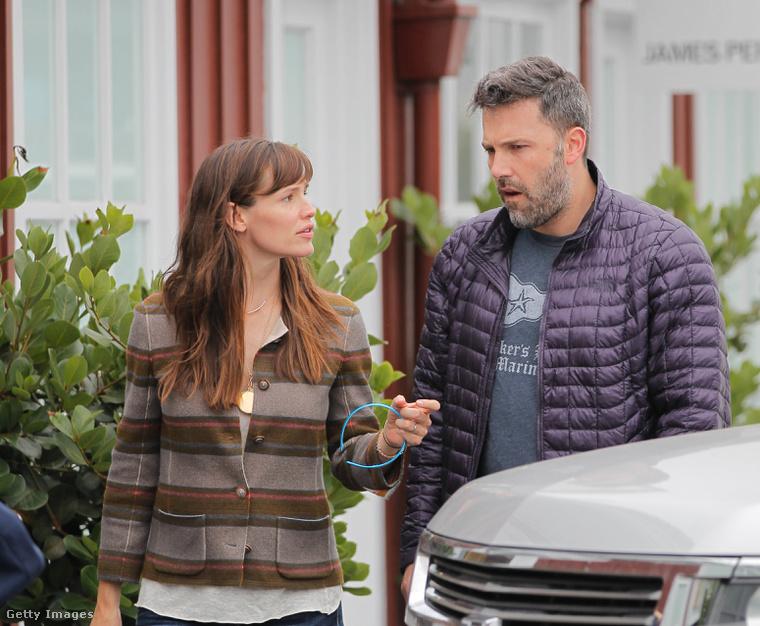 Jennifer Garner és Ben Affleck