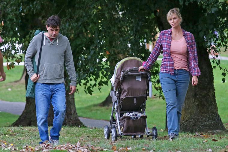 De a készülő filmjében egy teljesen hétköznapi anyuka lesz.