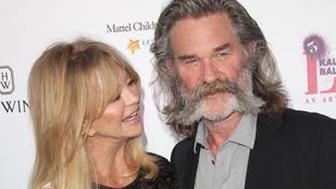 Itt a válasz, hogy Goldie Hawn és Kurt Russell miért nem házasodott össze