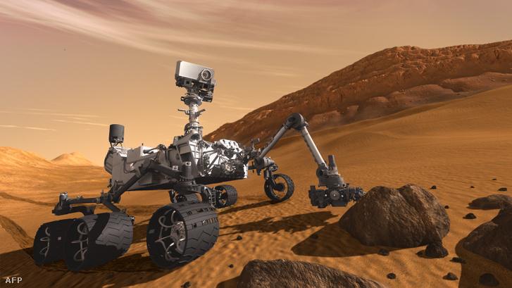 A Curiosity a Marson