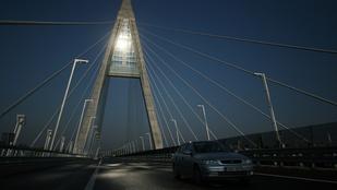 Ha jót akar az idegeinek, kerülje el a Megyeri hidat