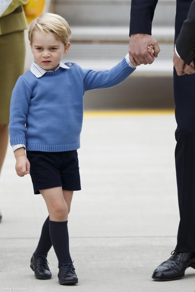 Katalin hercegné és családja ismét Kanadába utazott, hogy hivatalos királyi körúton járják be az országot, de ezúttal a gyermekeiket is magukkal vitték