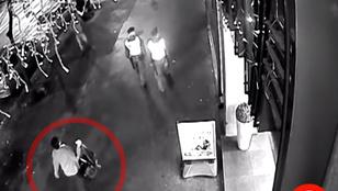 Nő és a Teréz körúton sétált a rendőrök mellett, a robbantáskor? Jelentkezzen!