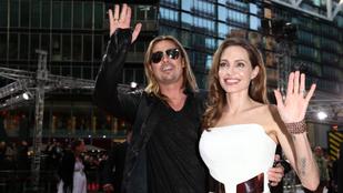 Mit csinált Angelina Jolie és Brad Pitt a válás kimondása óta?