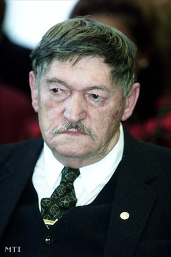 Fekete Gyula(Fotó: Sándor Katalin/MTI)
