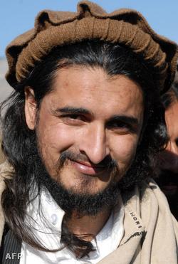 Hakimulla Mehszúd egy 2008-as fotón