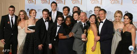 A Glee szereplőgárdája