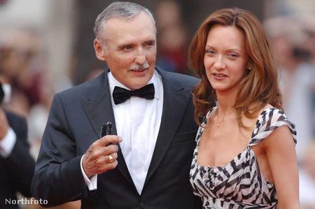 Dennis Hopper és Victoria