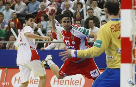 Eklemovics harcolt, de nem játszott jól