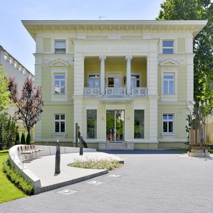 A Klösz Györgynek épült villa