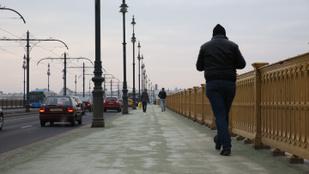 Gyanús csomag miatt lezárták a Margit hidat