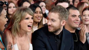 Taylor Swift és Calvin Harris kibékültek