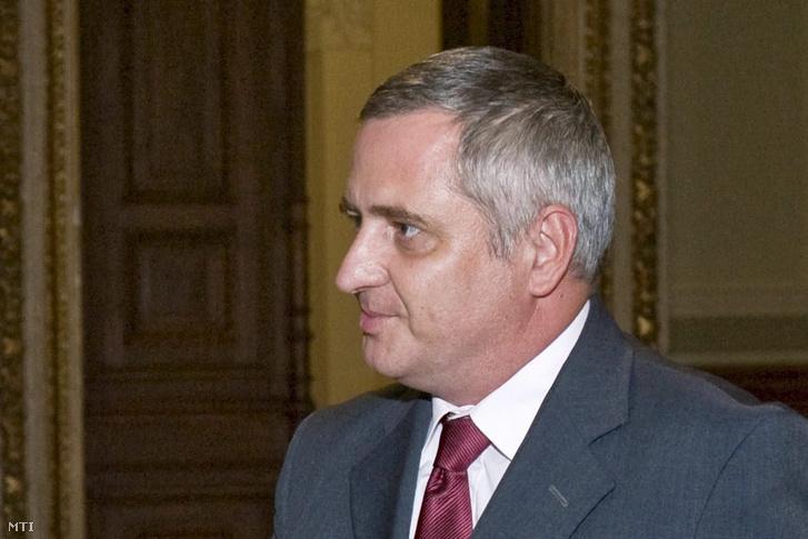 Rajnai Zoltán kiberkoordinátor