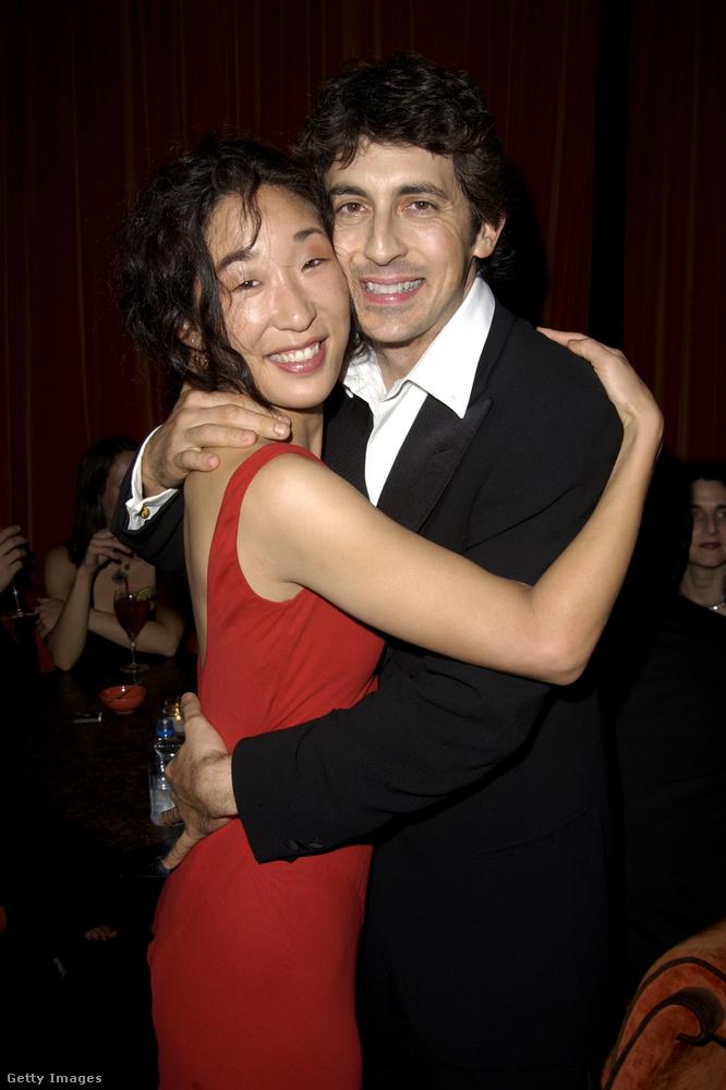 A Grace klinika színésznője, Sandra Oh Alexander Payne filmrendezővel házasodott össze 2003 január elsején, de három évvel később már el is váltak