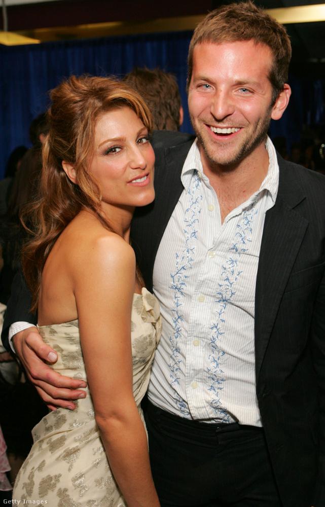 Jennifer Esposito és Bradley Cooper 11 hónapig voltak házasok