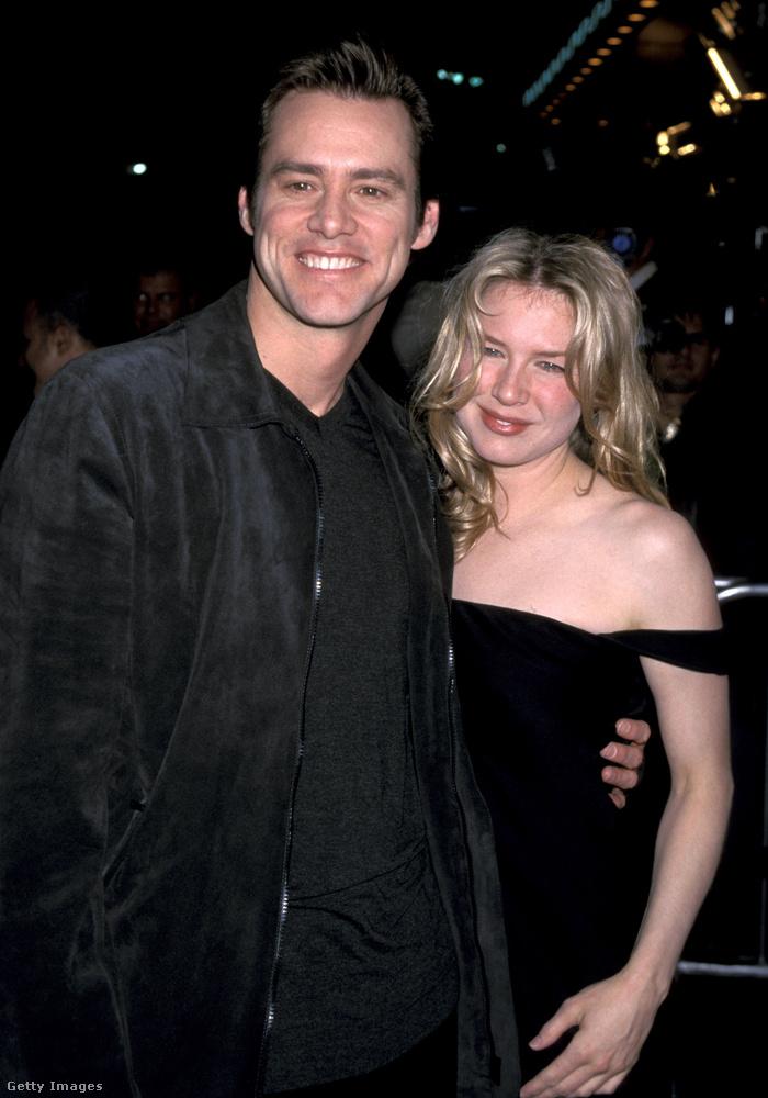 Renée Zellweger az Én és én meg az Irén forgatásán találkozott Jim Carrey-vel, de a kapcsolatuk alig egy év után, 2000 decemberében véget ért.