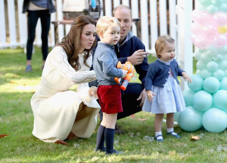 A zsúr pedig királyi családhoz méltó mederben folytatódott, úgyhogy most búcsúzunk is.                         Viszlát!