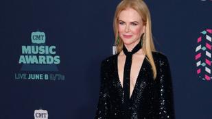 Nicole Kidman eléggé megbánta, hogy fiatalon hozzáment Tom Cruise-hoz