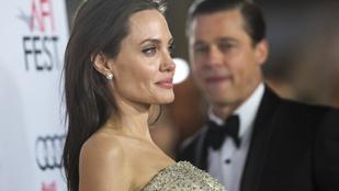 Angelina Jolie és Brad Pitt átmeneti megállapodást kötött