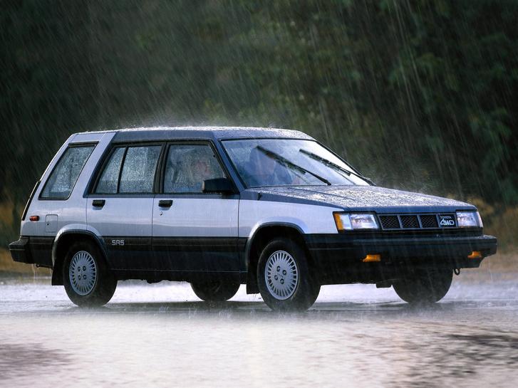 Tercel 4WD, 1987